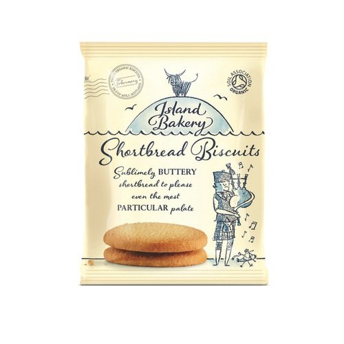 Organic Shortbread Biscuits 2 x 35g
