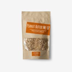'Peanut Butter Me Up' Granola 250g (Organic & Gluten-Free)