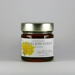 Dandelion Syrup 200g (For Desserts, Drinks, Pancakes, Porridge & Baking)
