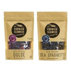 Organic Dulse & Sea Spaghetti Seaweed 20g & 40g