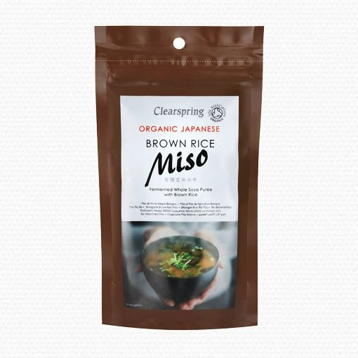 Organic Brown Miso Rice 300g