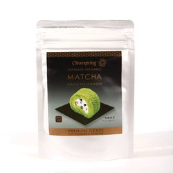 Organic Matcha Green Tea Powder - Premium Grade 40g