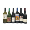 6 Bottle Mixed Taster Case - Italian, French & Spanish (Organic, Natural, Vegan & Sulphite Free Wines)