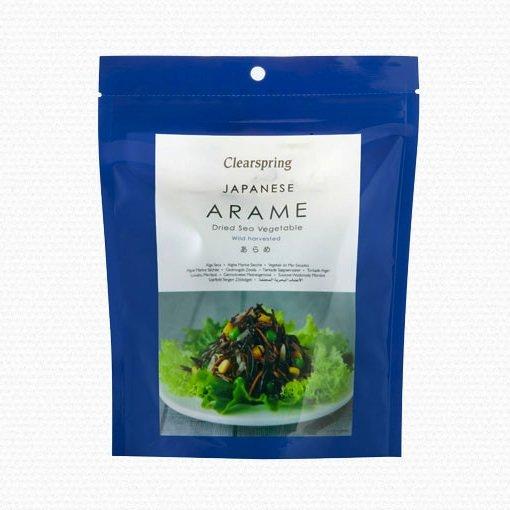 Dried Arame Seaweed 50g