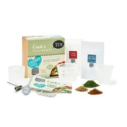 The Cook's Cheese Making Kit 800g (Makes 8 Types of Cheese)