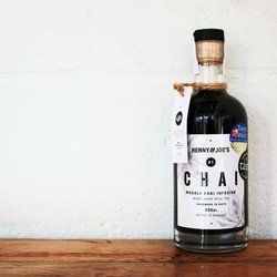 Masala Chai Syrup 250ml (For Chai Tea, Chai Latte, Cocktails & Baking)
