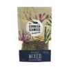 Organic Mixed Seaweed Flakes 60g (Inc. Kelp, Sea Spaghetti & Dulse for Seasoning)