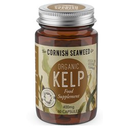 Organic Kelp Supplement Capsules 150g