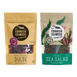 Organic Dulse & Sea Salad Seaweed 20g & 30g