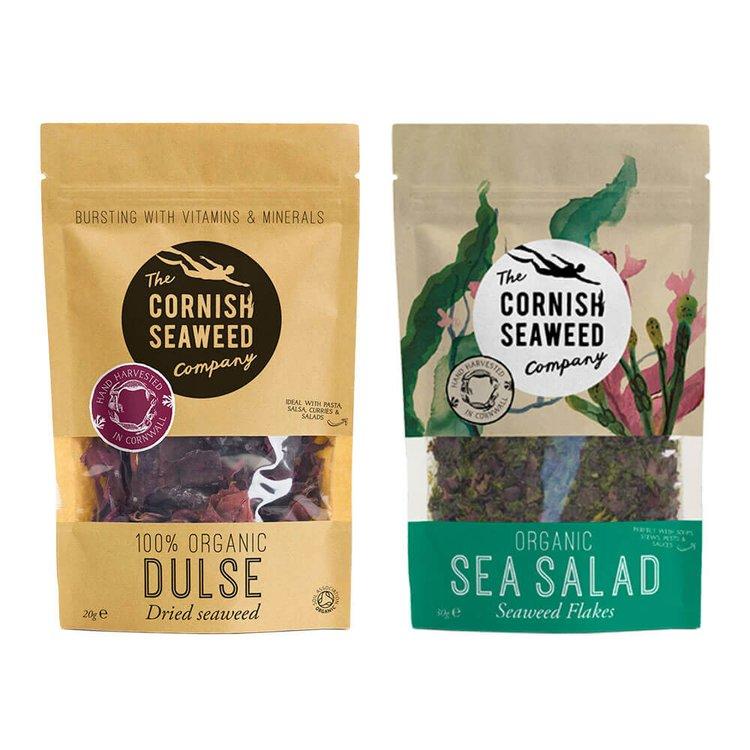 Organic Dulse & Sea Salad Seaweed 20g & 30g