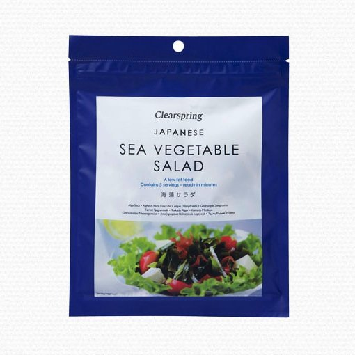 Japanese Dried Sea Vegetable Salad 25g