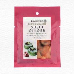 Organic Sushi Ginger 50g