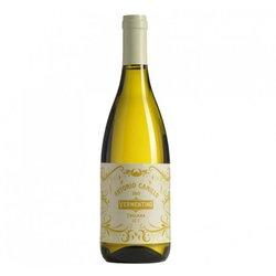 6 x Vermentino Toscano Tuscan White Wine IGT 2015 (Organic & Natural) 13% Vol.