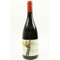 6 x Vinupetra Etna Rosso Red Wine 2014 (Organic & Natural) 14% Vol.