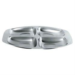 Alessi Antipasti Dish '2300' (for Sharing, Mezzes & Tasters)