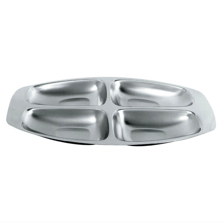 Alessi Antipasti Dish '2300' (for Sharing, Mezzes & Tasters)