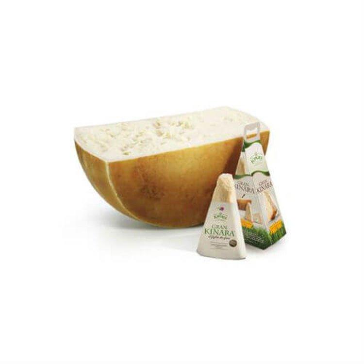 Vegetarian Gran Kinara Parmesan Cheese 1kg