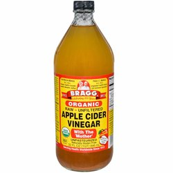 Bragg Organic Apple Cider Vinegar 946ml (With The 'Mother')