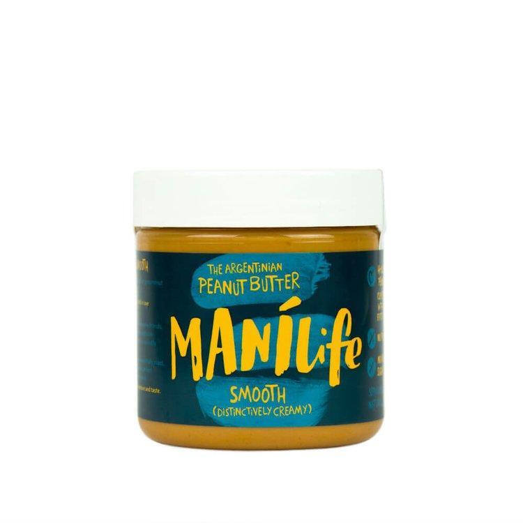 5 x ManiLife Smooth Peanut Butter 295g (Argentinian Hi-oleic)