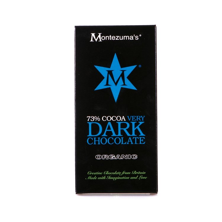 Organic 73% Dark Chocolate Bar 100g