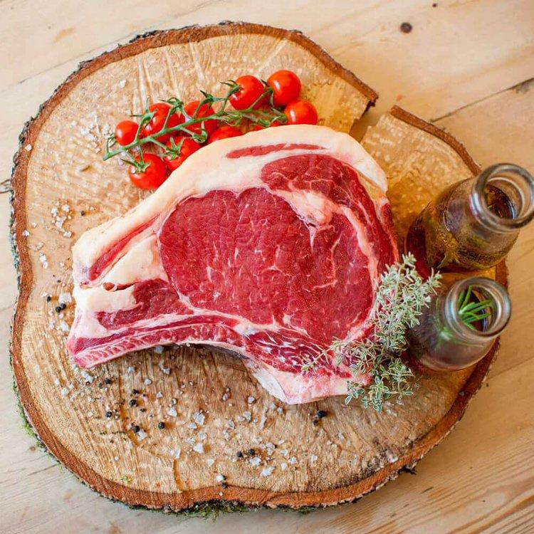 1.6kg Organic Grass Fed Beef Ribs On the Bone