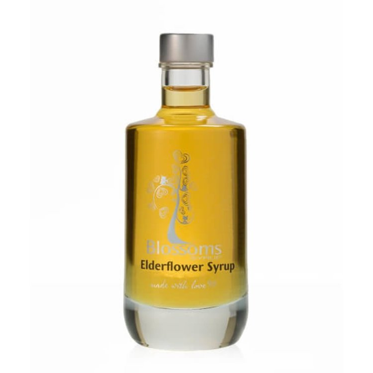 Elderflower Syrup 100ml (For Desserts, Cocktails, Soft Drinks)