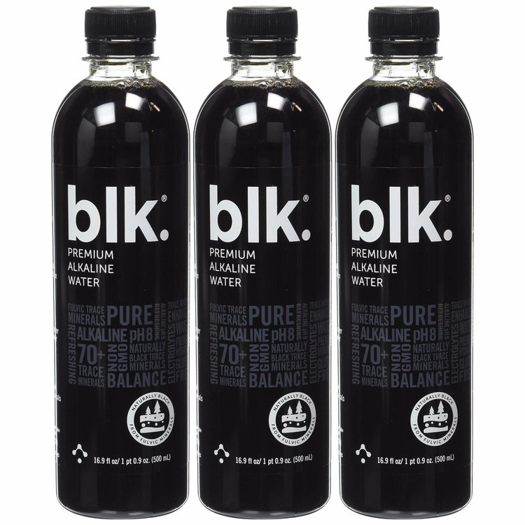 Blk alkaline fulvic mineral infuse   500ml (pack of 3)