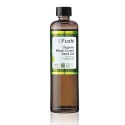 Black Cumin Seed Oil by Fushi 100ml (Organic, Cold Pressed)