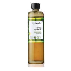 Golden Jojoba Oil by Fushi 100ml (Organic, Cold Pressed)
