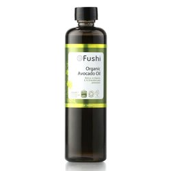 Organic Avocado Oil by Fushi 100ml (Cold Pressed)