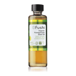 Pomegranate Seed Oil by Fushi 50ml (Organic, Cold Pressed)