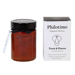 Forest & Flowers Greek Honey Premium Limited Edition 450g (Organic, Raw)