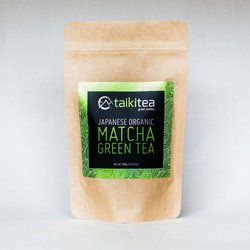 Premium Matcha Green Tea Packet 100g (Organic)
