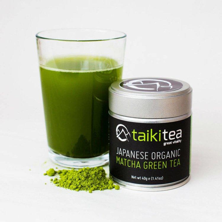 Premium Ceremonial Matcha Green Tea Tin 40g (Organic)