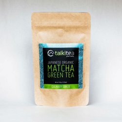 Culinary Grade Matcha Green Tea Packet 100g (Organic)