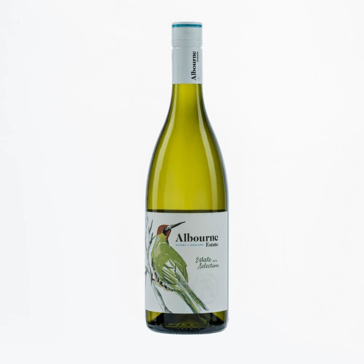 Selection Blend White English Wine 2015 by Albourne Estate 12.5% Vol.