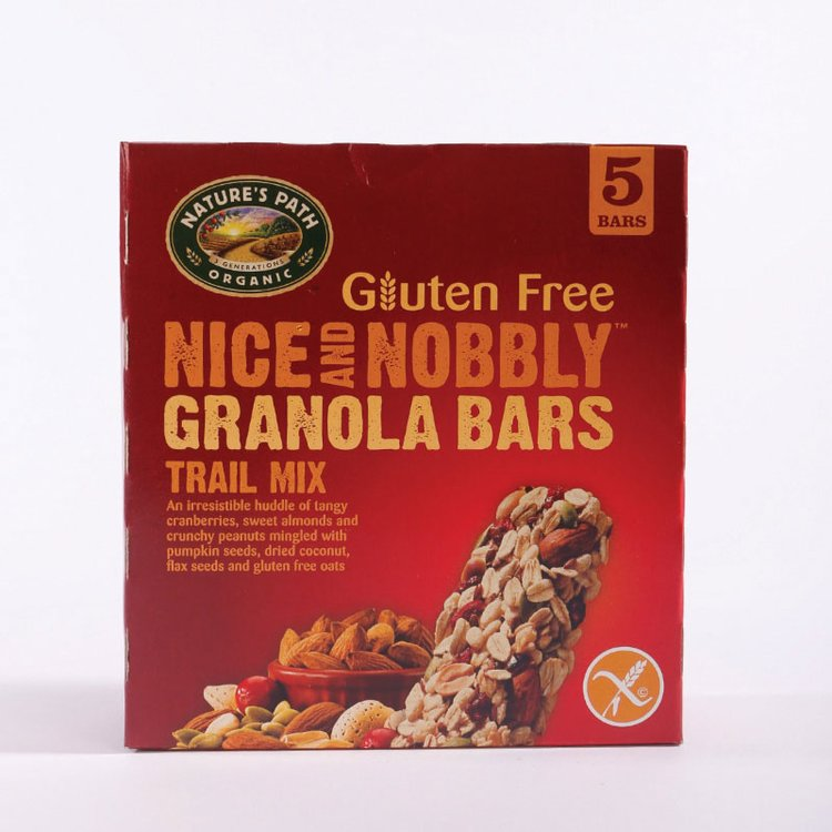 Gluten-Free Trail Mix Granola Bars 5 x 35g