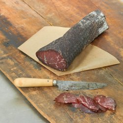 Sliced Sussex Beef Bresaola 100g by Moons Green