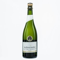Sedlescombe Sparkling Wine 2013 75cl by Sedlescombe Organic Vineyard (Organic) 11.5% Vol.