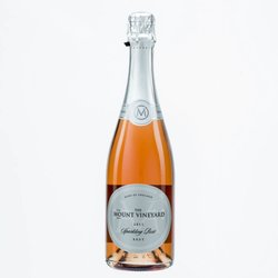 Rosé English Sparkling Wine 2010 75cl by The Mount Vineyard 12% Vol.