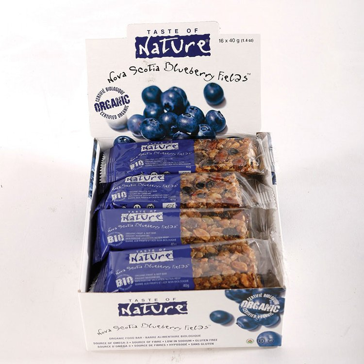 Scotia Blueberry Fields Bar 40g