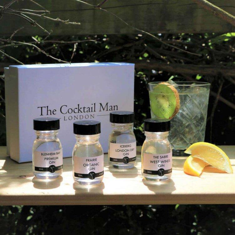 Three Month Gin Tasting Club Gift Membership