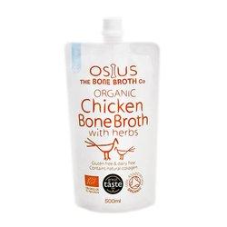 Organic Chicken Bone Broth with Herbs 500ml
