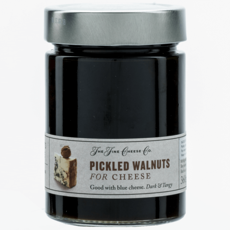 Pickled Walnuts for Cheese 360g by The Fine Cheese Co.
