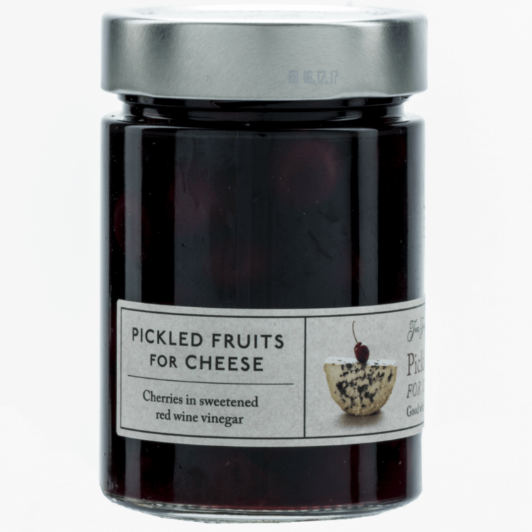 Pickled Cherries for Blue Cheese 340g by The Fine Cheese Co.