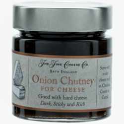 Onion Chutney for Cheese 250g by The Fine Cheese Co.