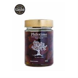 Greek Kalamata Olives in Extra Virgin Olive Oil 180g