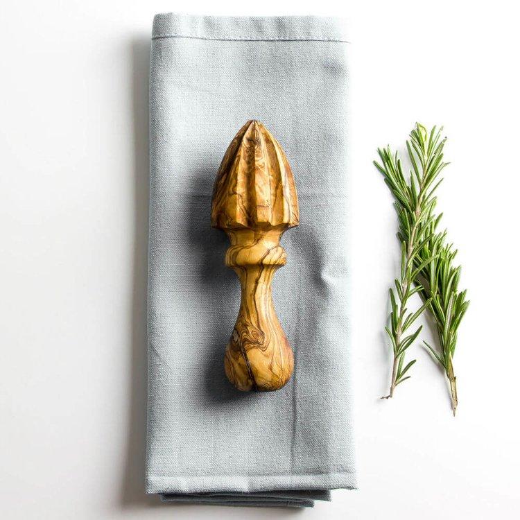 Olive Wood Lemon Press / Squeezer