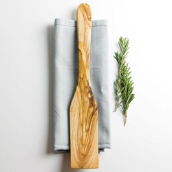 Traditional Olive Wood Spatula (33cm)