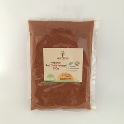 Red Chilli Powder 250g (Organic)